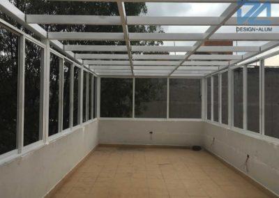 Designalum-domo-cristal-estructura