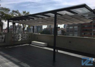 Designalum-domo-cristal-roof-garden